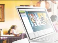 スマホ、PC、タブレットからラクラク操作で利用できる簡単BGMアプリです。