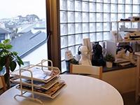 吉祥寺店の店内です。小スペースで事業を開始できるため、初期投資が抑えられます。
